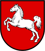 Coat of arms of Lower Saxony.svg