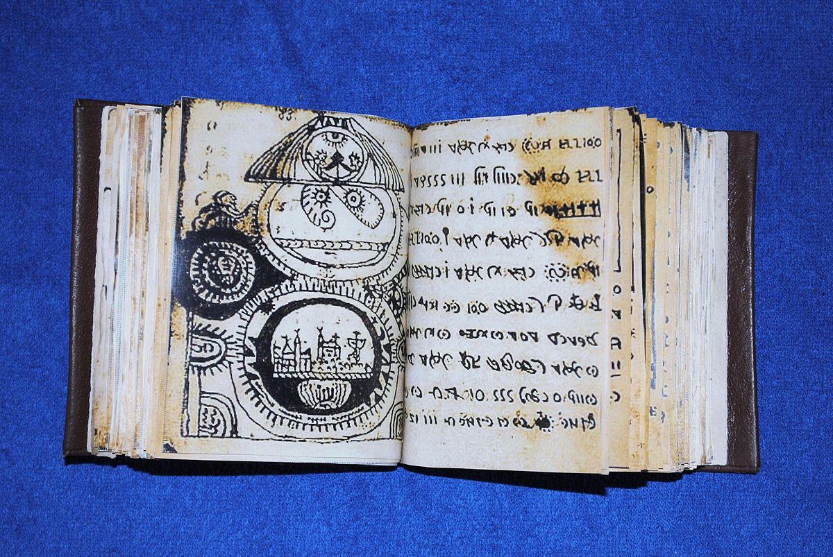 Rohonc Codex - Wikipedia