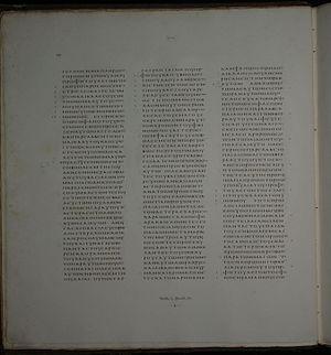 Matthew 2 - Image: Codex Vaticanus Matthew 1,22 2,18