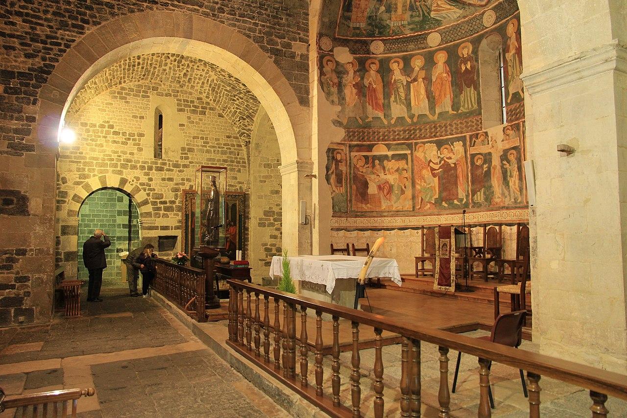 Codrongianos - Basilica di Saccargia (24).JPG