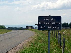 Image illustrative de l'article Col du Cheval Mort