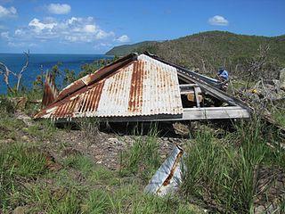 Fantome Island Lock Hospital and Lazaret Sites