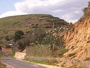 Sant'Ippolito (hill) - Image: Colli 1 2