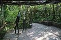 Collodi, Parco di Pinocchio, il gatto e la volpe 01.jpg