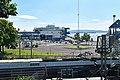 Color Line terminalen på Filipstad sett fra gangbroen fra Framnes.jpg