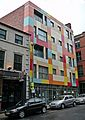 Colourful building, Call Lane, Leeds (3395359859).jpg