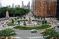 Columbus Circle NYC fake tilt-shift - Flickr - avhell.jpg