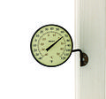 Conant Decor Bronze Dial Outdoor Thermometer.jpg