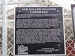 Coney Island Cyclone ACE Coaster Landmark plaque.jpg