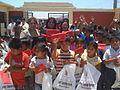 Congresistas donan útiles escolares en Chiclayo (6875072606).jpg