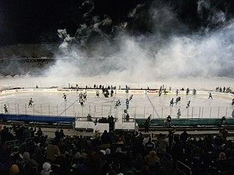 "Pratt & Whitney Stadium at Rentschler Field - ""Whale Bowl"""