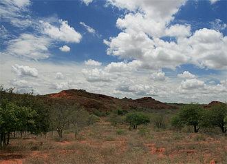 Bom Jesus da Lapa - Conservation area of Bom Jesus da Lapa