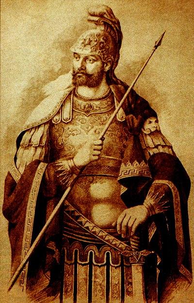 Constantine Palaiologos