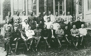 Tsarist officers in the Red Army
