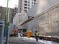 Construction, Yonge and Bloor, 2018 01 31 -c (39988455472).jpg