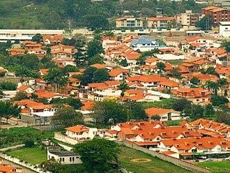 Mérida, Mérida - View of the neighborhood Convivencia Urbana Mérida