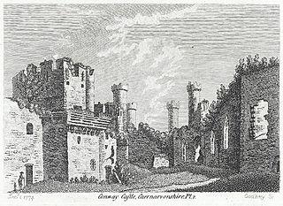 Conway Castle, Caernarvonshire. Pl.2