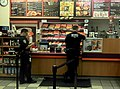 Cops in a Donut Shop 2011 Shankbone.jpg