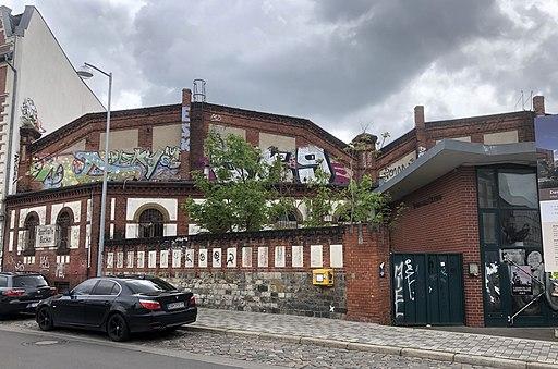 Coquistraße 16 Werkstattgebäude