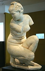 Afrodita agachada de Córdoba