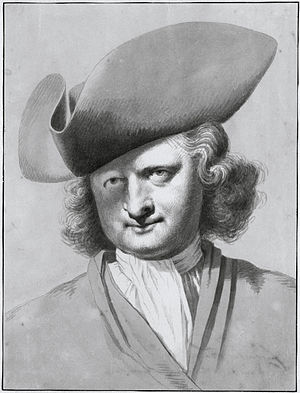 Cornelis Pronk - Self-portrait