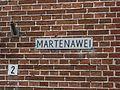 Cornjum, Martenastate. Voormalige tuinmanswoning (straatnaambord).jpg
