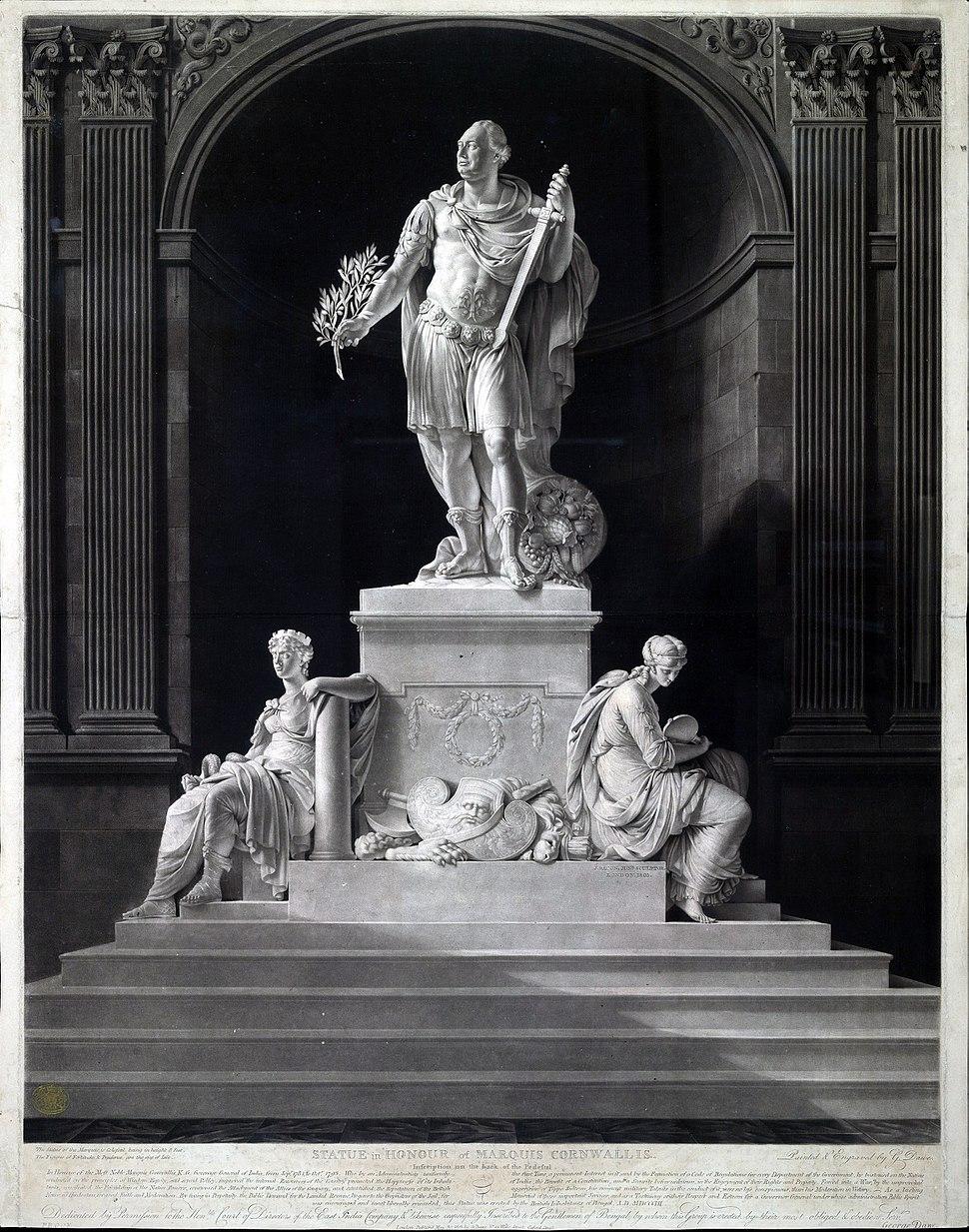 CornwallisCalcuttaStatue