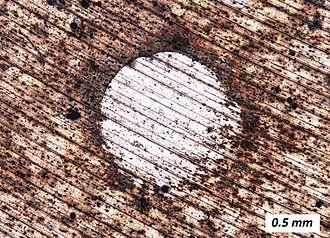 Duralumin - Corrosion of duralumin
