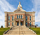 Cortes del Condado de Wabash, Wabash, Indiana, Estados Unidos, 2012-11-12, DD 03.jpg