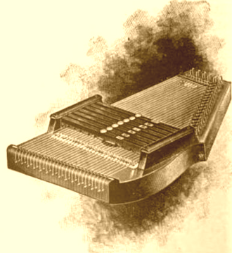 Bryan Bowers - Bowers is known for performing on the Autoharp.