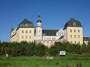 Principality of Anhalt-Zerbst - Image: Coswig(Anhalt),Schlo ss