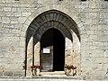 Coubjours église portail.JPG
