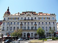County Hall, Hungary Pecs 2005 June 035.jpg