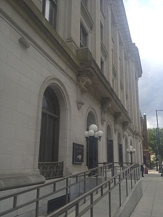 North Carolina Court of Appeals - Court of Appeals Building
