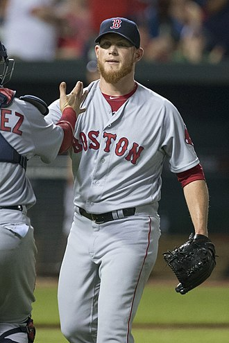 Craig Kimbrel - Kimbrel with the Red Sox in 2016
