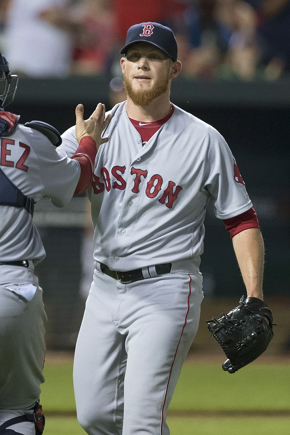 Craig Kimbrel on May 31, 2016