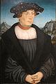 Cranach il vecchio, ritratto di hans melber, 1526.JPG