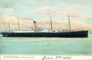 SS <i>Cretic</i> ship