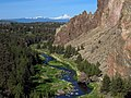 Crooked River at Smith Rock State Park in Oregon 2.jpg