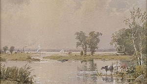 New Jersey Meadowlands - 19th century