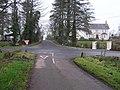 Crossroads at Tullyrush - geograph.org.uk - 1097412.jpg
