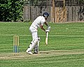Crouch End CC v North London CC at Crouch End, Haringey London 09.jpg