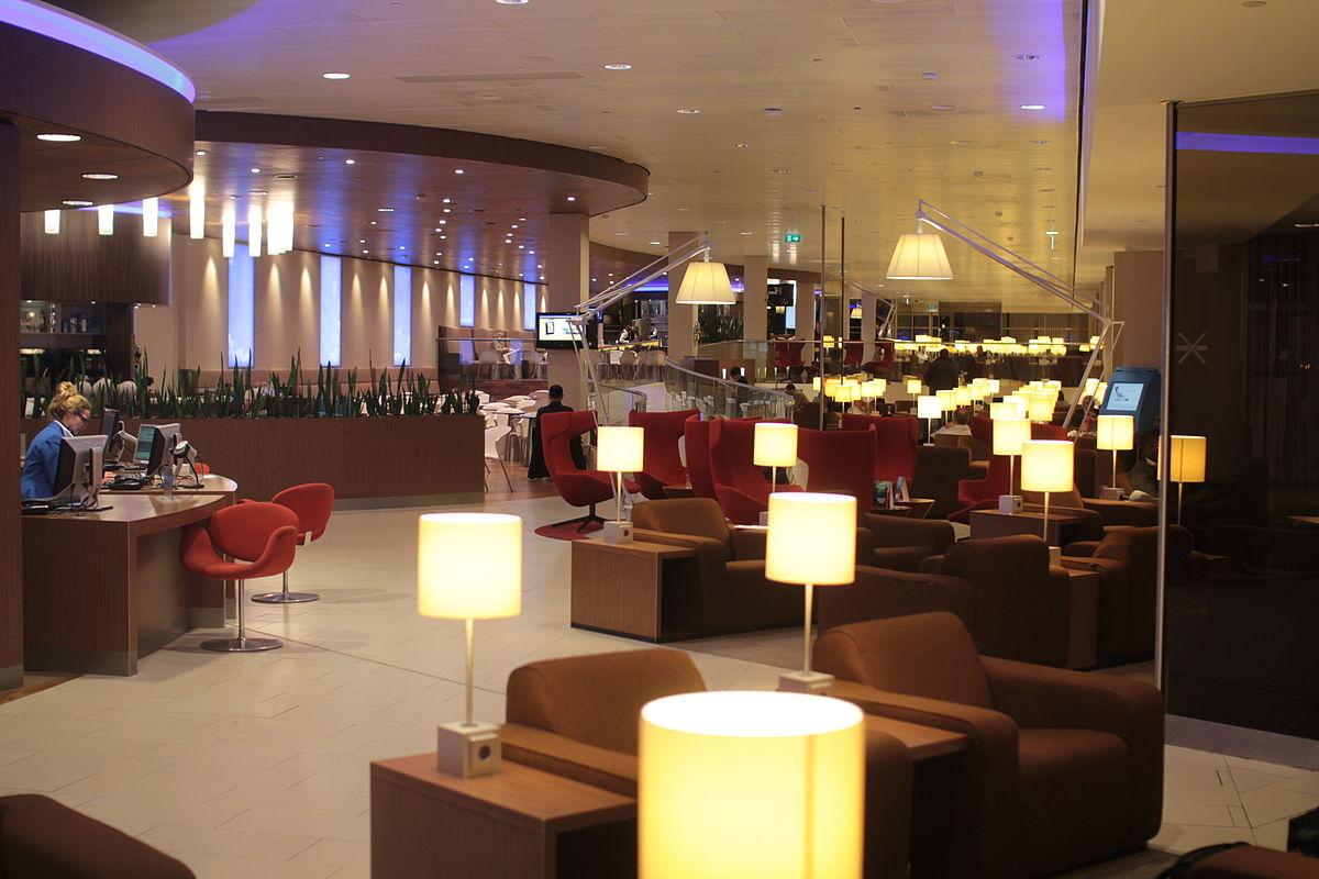 KLM Crown Lounge - Wikipedia