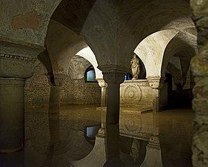 San Zaccaria, Venice - The crypt