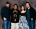 Cudlitz, Serratos and McDermitt October 2014.jpg