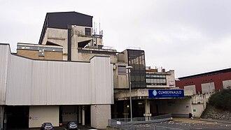 Cumbernauld town centre - In 2012