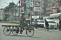 Cycle Van - Chinar Park Crossing - Rajarhat - Kolkata 2017-08-08 3949.JPG