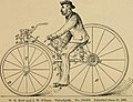 Cycling art, energy and locomotion- a series of remarks on the development of bicycles, tricycles, and man-motor carriages (1889) (14761407011).jpg