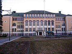 Cygnaeuksen koulu (Pori)
