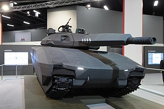 Stealth technology - PL-01 stealth ground vehicle